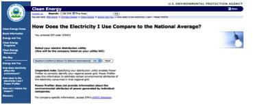 Utility Company